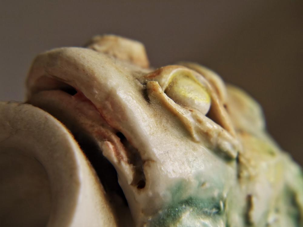 Frog Tea Pot unknown artist